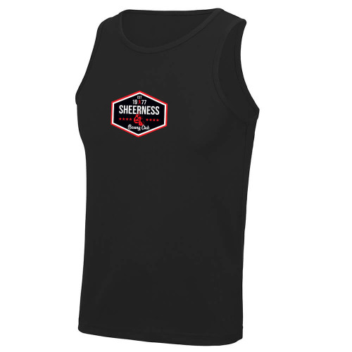 SHEERNESS BOXING CLUB VEST