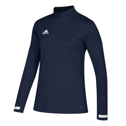 ADIDAS T19 WOMENS 1/4 LONG SLEEVE TOP