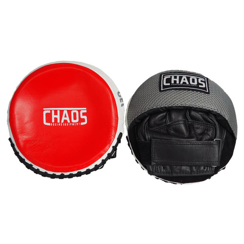 CHAOS LEATHER GEL TECHNOLOGY FOCUS SPEED MITTS