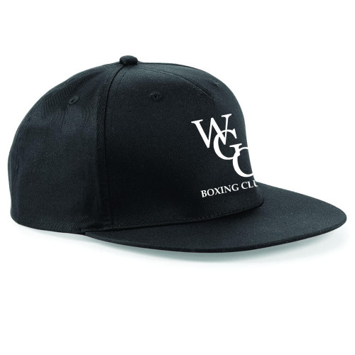 WELWYN GARDEN CITY BOXING CLUB SNAPBACK CAP