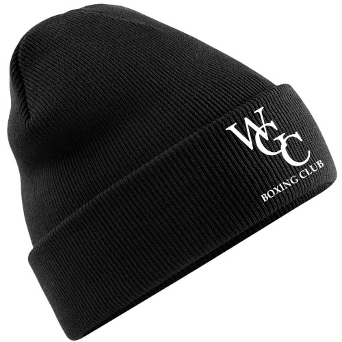 WELWYN GARDEN CITY BOXING CLUB BEANIE