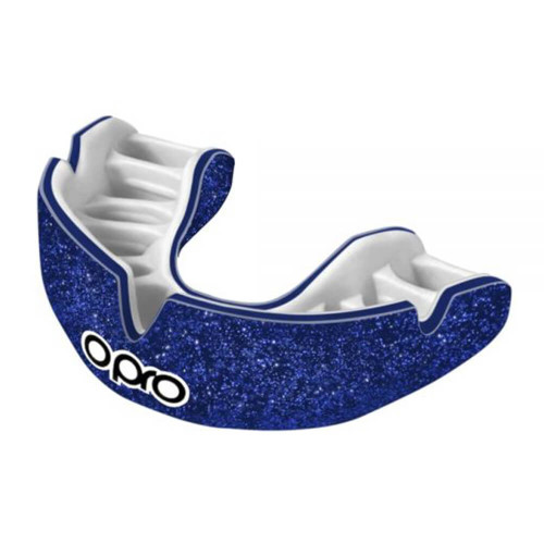 OPRO POWER-FIT GALAXY SHIMMER MOUTHGUARD