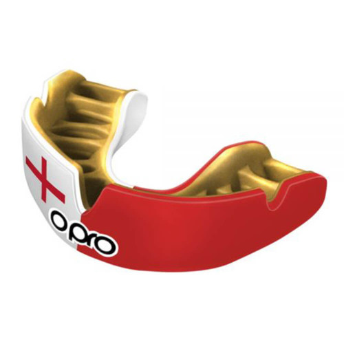OPRO POWER-FIT JUNIOR COUNTRIES MOUTHGUARD