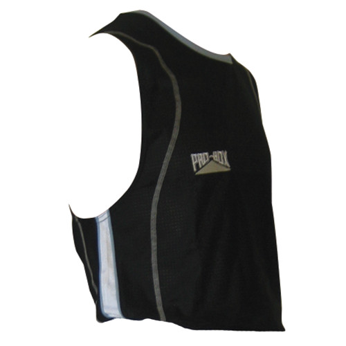PRO BOX BODY TEC BOXING VEST - BLACK