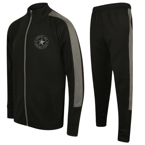 PURLEY ABC SLIM FIT POLY TRACKSUIT