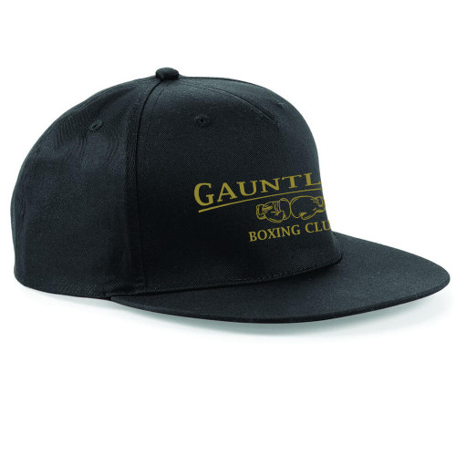 GAUNTLETT BOXING CLUB SNAPBACK CAP