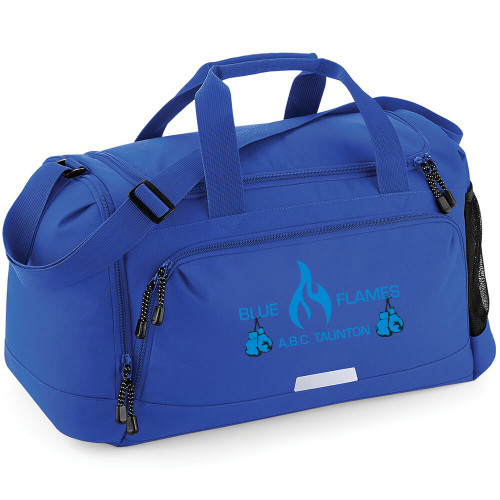 BLUE FLAMES ABC HOLDALL