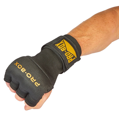 PRO BOX GOLD LOGO SUPER INNER GLOVE WITH GEL KNUCKLE