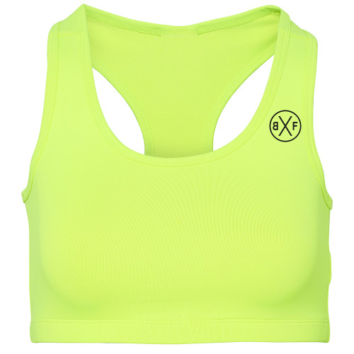 BXF GIRLIE COOL SPORTS CROP TOP
