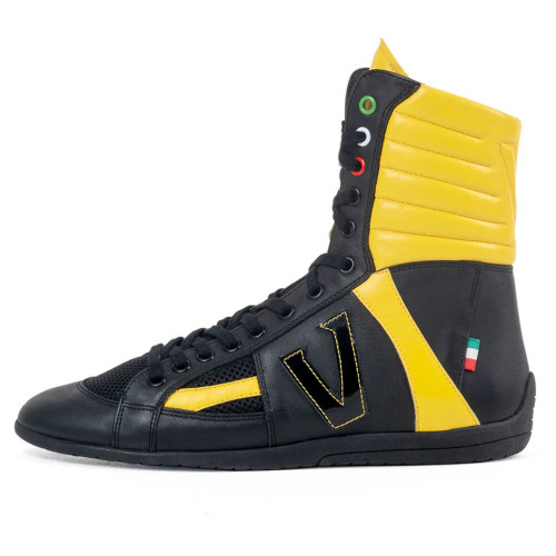 VIRTUOS BOXING SOLARIS HIGH TOP BOXING BOOTS