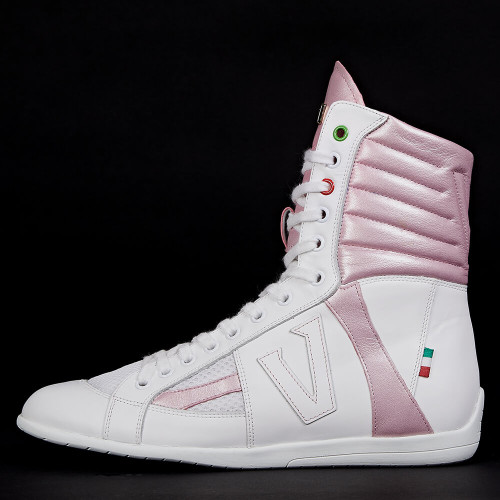 VIRTUOS BOXING DOLCE HIGH TOP BOXING BOOTS