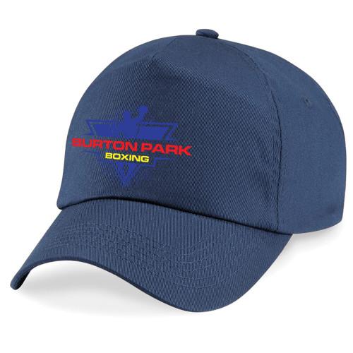 BURTON PARK BOXING BASEBALL CAP