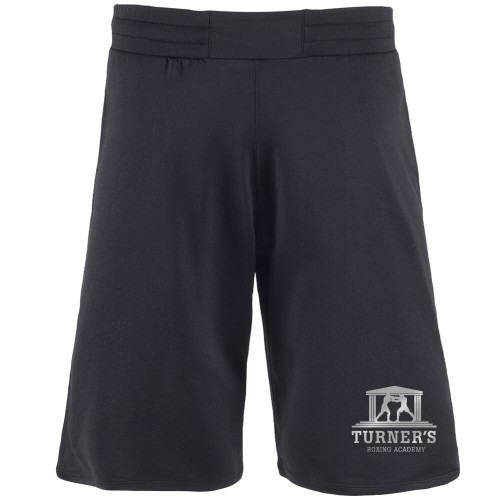 TURNERS BOXING ACADEMY REFLECTIVE COMBAT SHORTS