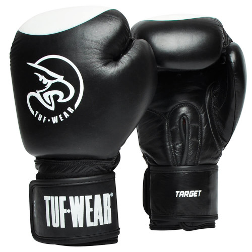 TUF WEAR TARGET LEATHER GLOVES