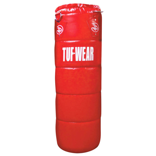 TUF WEAR PU QUILTED PUNCHBAG