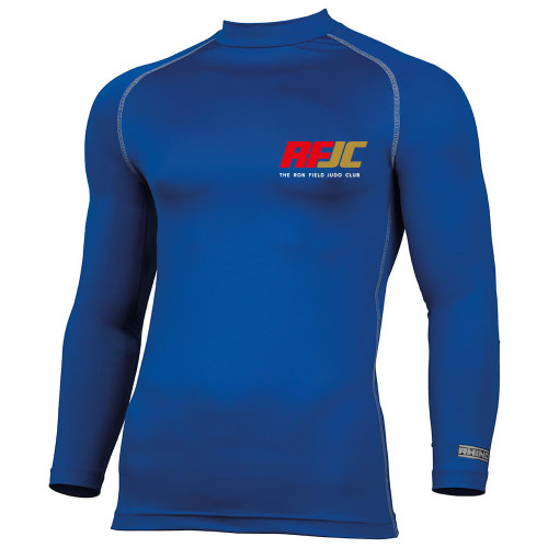 THE RON FIELD JUDO CLUB LONG SLEEVE BASE LAYER