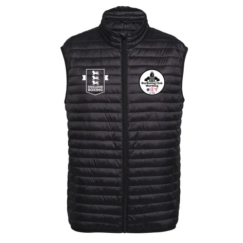 BARBOXING CLUB PADDED GILET