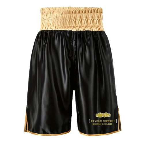 IN YOUR CORNER BOXING CLUB BOUT SHORTS
