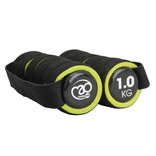 FITNESS MAD PRO HANDWEIGHTS
