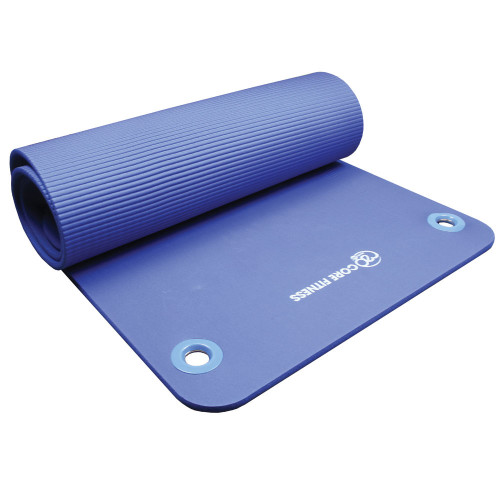 FITNESS MAD CORE FITNESS MAT WITH EYELETS