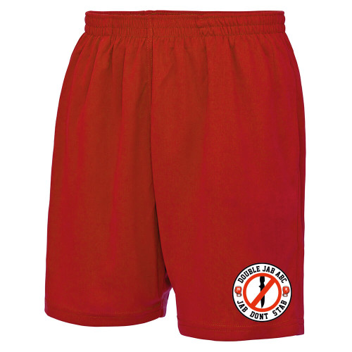 DOUBLE JAB ABC COOL SHORTS