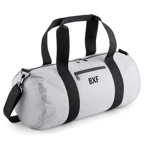 BXF REFLECTIVE BARREL BAG