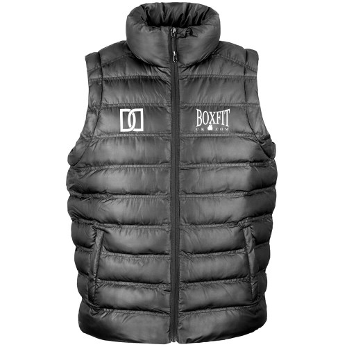Dennis & Dyer Boxing Academy Padded Gilet