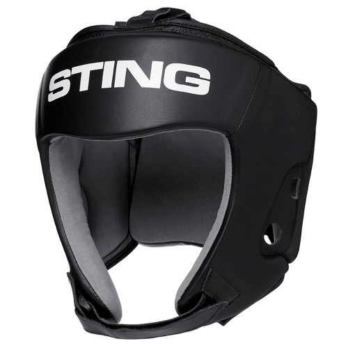STING ORION GEL OPEN FACE HEAD GUARD
