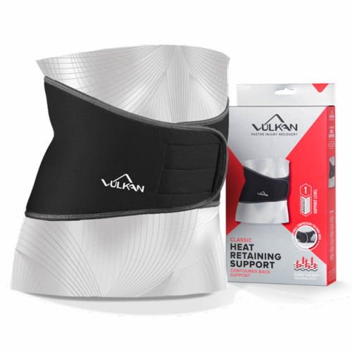 VULKAN CLASSIC CONTOURED BACK SUPPORT
