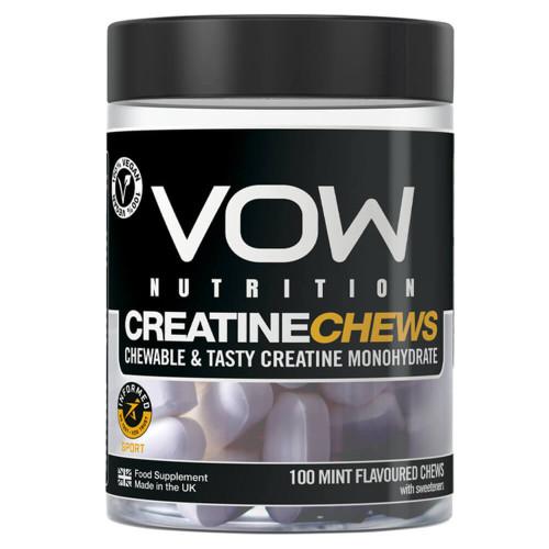 VOW NUTRITION CREATINE CHEWS