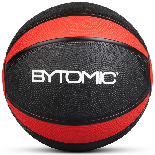 BYTOMIC RUBBER MEDICINE BALL