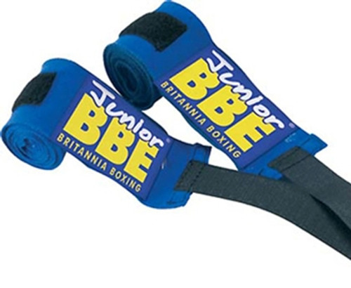 BBE 1.5m BLUE BOXING WRAPS