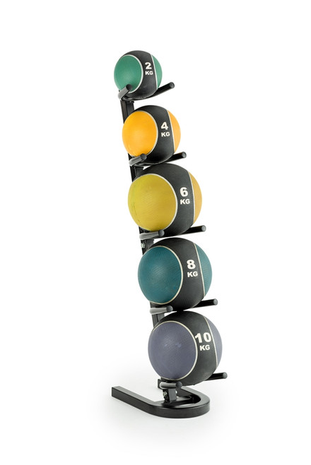 MEDICINE BALL TOWER STAND