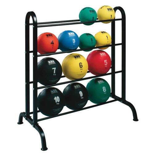 MULTI MEDICINE BALL STAND