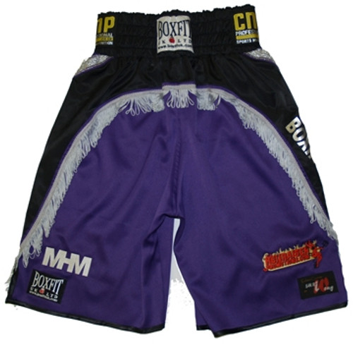 PHIL THE EXPERIENCE GILL PRO BOXING SHORTS