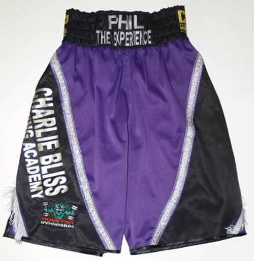 PHIL THE EXPERIENCE GILL PRO BOXING SHORTS BA5068