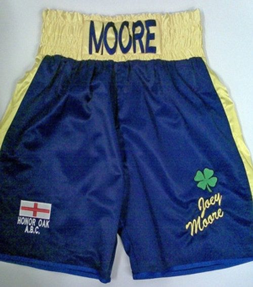 """JOEY MOORE"" MAKE-UP SHORTS"