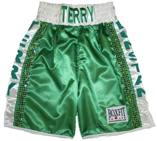 TWO BAND SPARKLE SHORTS