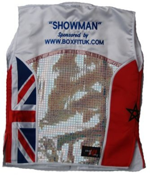 YASSINE SHOWMAN ELMAACHI PRO BOXING JACKET