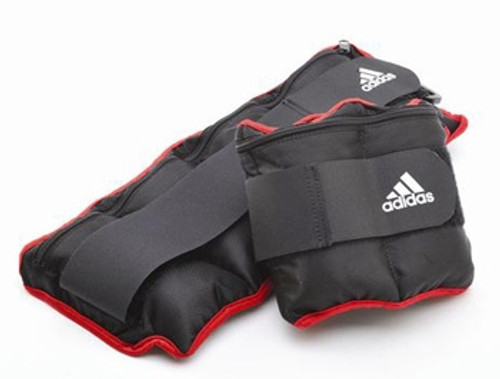 ADIDAS ADJUSTABLE ANKLE/WRIST WEIGHTS 2KG
