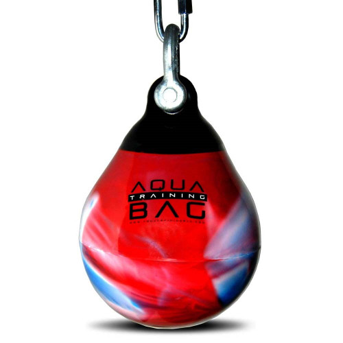"AQUA HEADHUNTER 9"" TRAINING BAG UK EDITION"