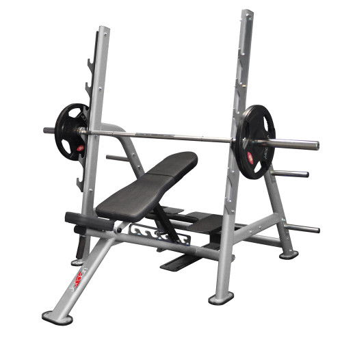 EXIGO OLYMPIC ADJUSTABLE MULTI BENCH