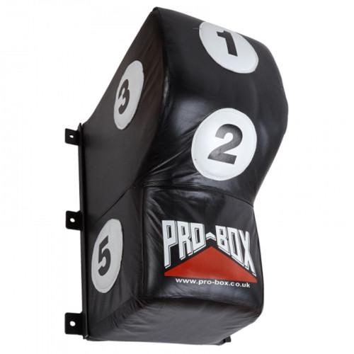 PRO BOX LEATHER WALL PAD