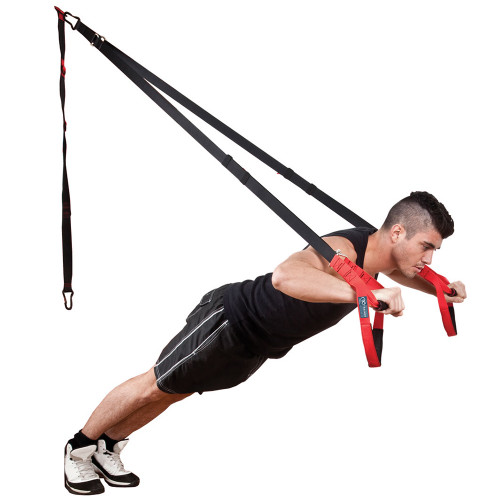 FITNESS MAD PRO SUSPENSION TRAINER 450KG