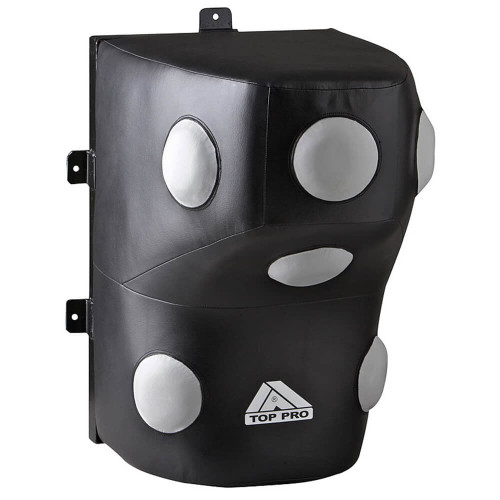 TOP PRO PRO LEATHER WALL MOUNTED BAG