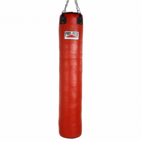 PRO BOX 6FT LEATHER PUNCHBAG