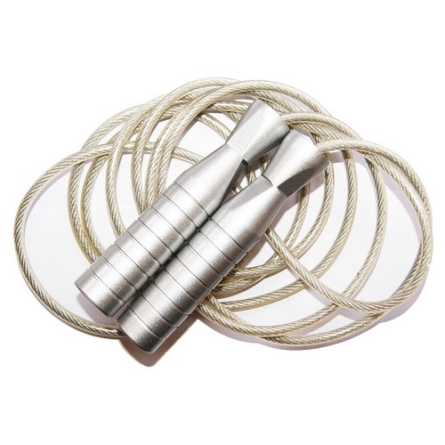 TOP PRO SPORTS WIRE SPEED ROPE