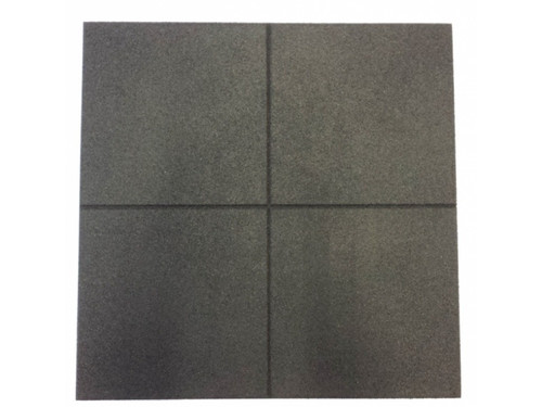 PRO BOX RUBBER GYM FLOOR TILE