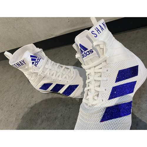 CUSTOM MADE ADIDAS BOX HOG 3 BOOTS