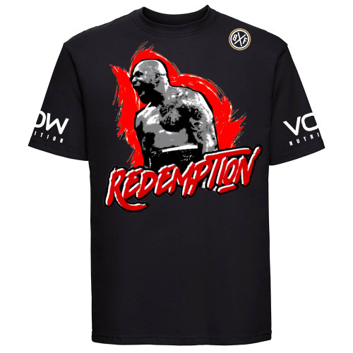 Dillian Whyte Redemption T-Shirt